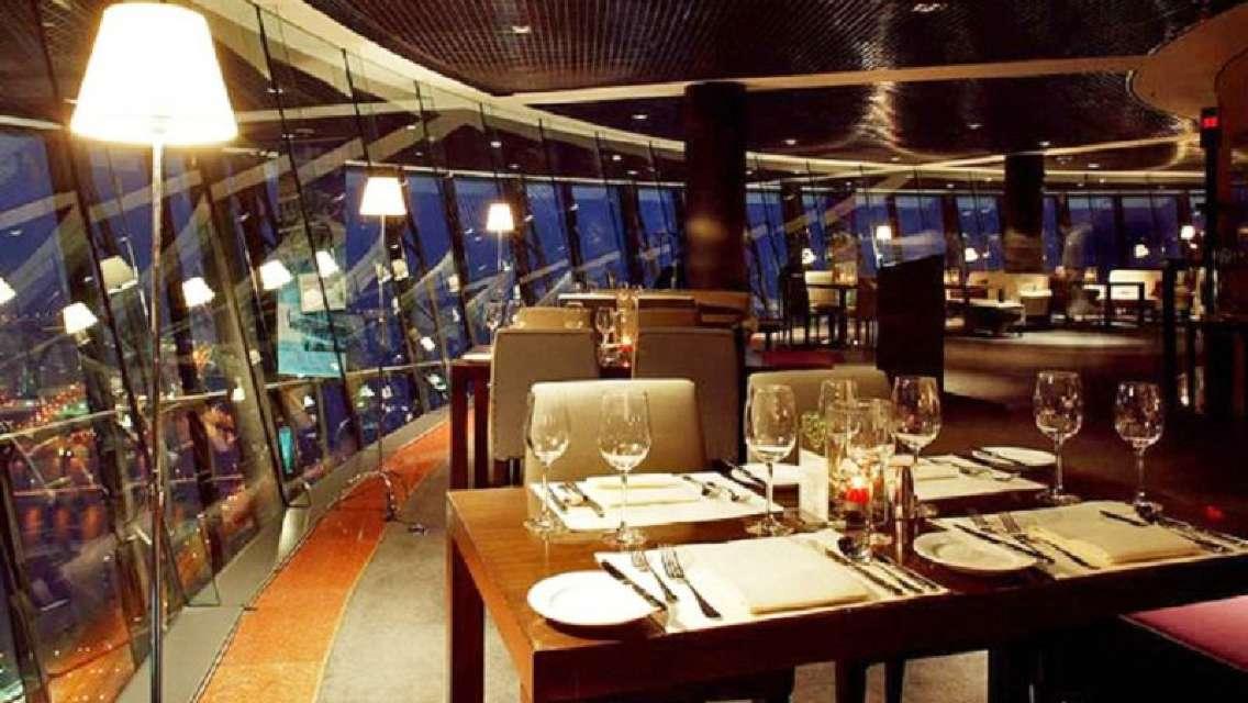 マカオタワー360°カフェ【公式チケット丨選べるランチ/ディナー】