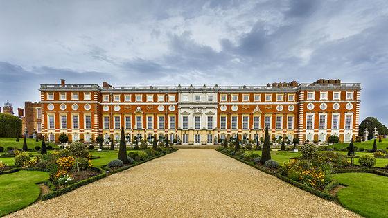 Hampton Court Palace Ticket