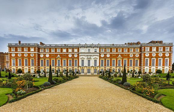 倫敦漢普敦宮門票
