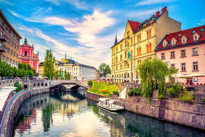 Slovenia Private Tour including Ljubljana & Bled from Vienna