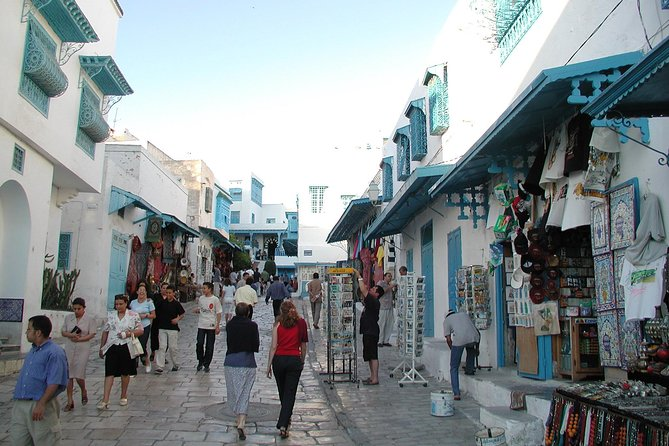 Carthage and Sidi Bou Said Half-Day Guided Tour from Tunis
