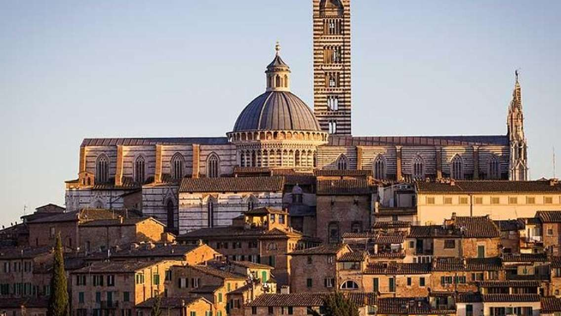 Private Day-Trip to Siena and San Gimignano