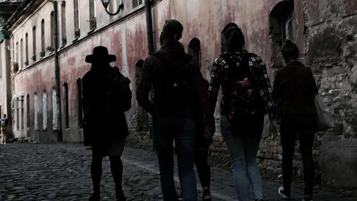 Vilnius Guided Ghost Walking Tour