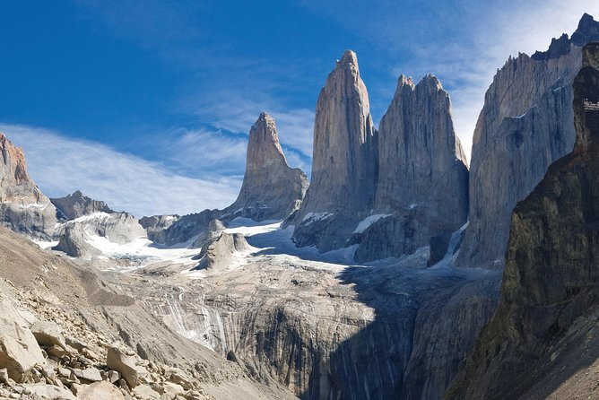 Full-Day Hiking Tour to the Base of Paine Towers at Torres del Paine National Park