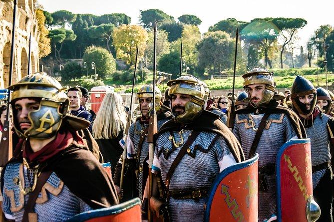Rome: Colosseum Highlights Tour