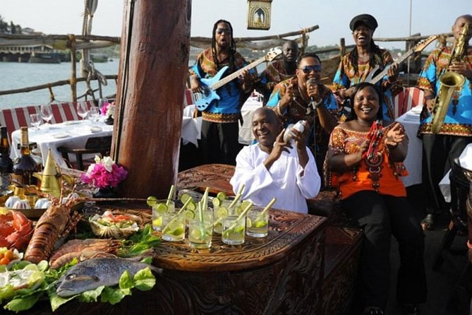 Tamarind Evening Dhow in Mombasa