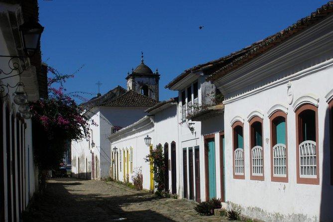 2-Hour Walking Tour of Historic Paraty, Brazil