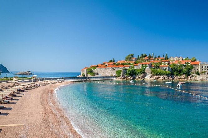 One day private tour to Budva from Herceg Novi