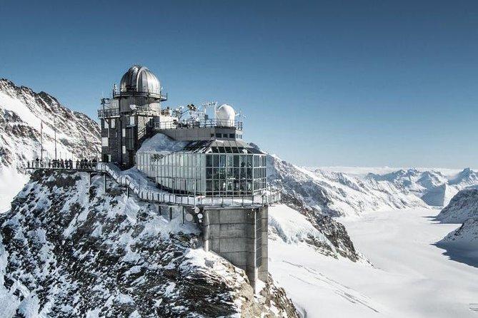 Jungfraujoch Top of Europe Day Trip from Interlaken