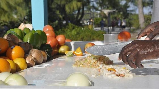 Conch Salad Cooking Lesson and Tasting in Nassau