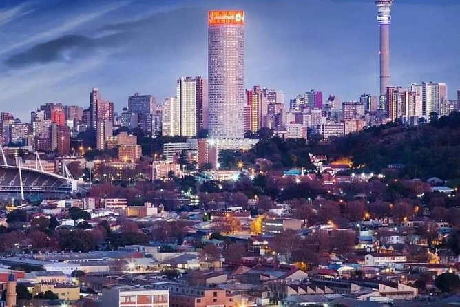 Constitutional Hill, Johannesburg City & Apartheid Museum From R1900 Private