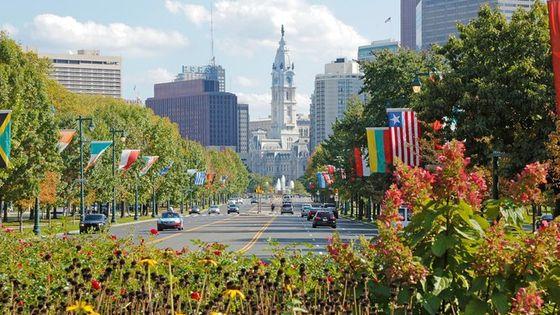 Private Full Day City of Philadelphia Driving Tour
