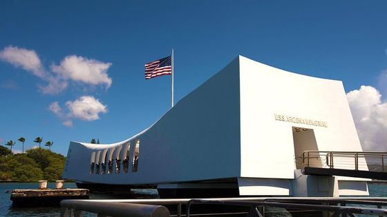 Salute to Pearl Harbor via Open Air Trolley