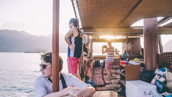 Half-Day Dhow Cruise