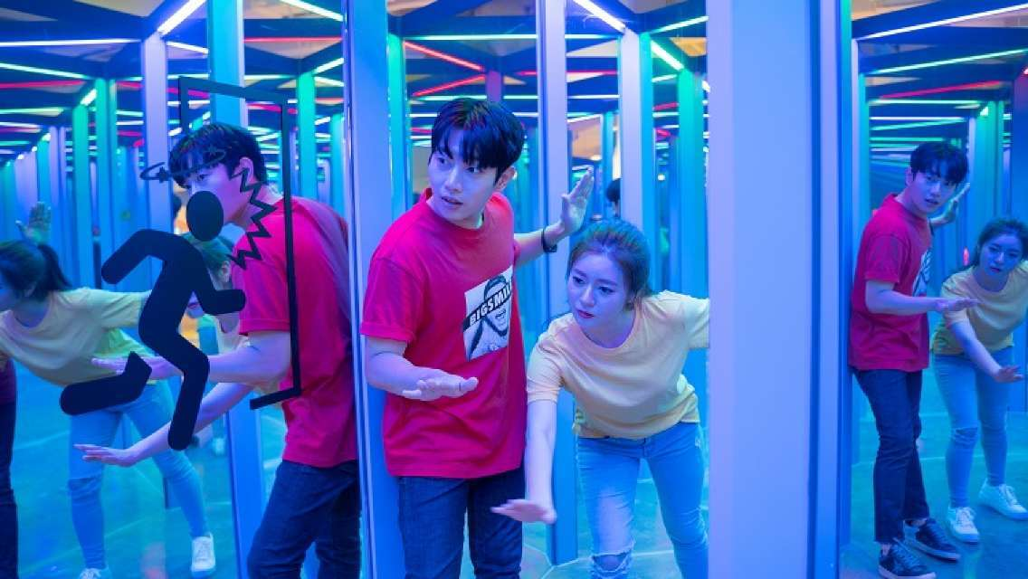 Busan Running Man Thematic Experience Center + Poopoo Land Ticket
