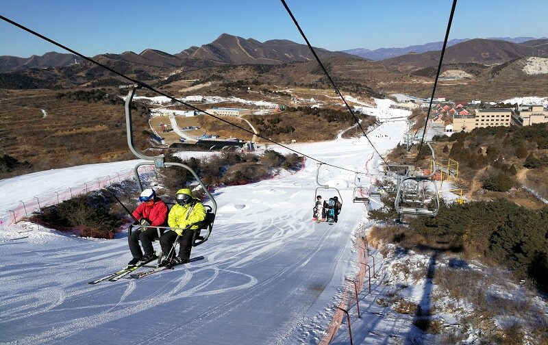 Jizhou International Ski Resort