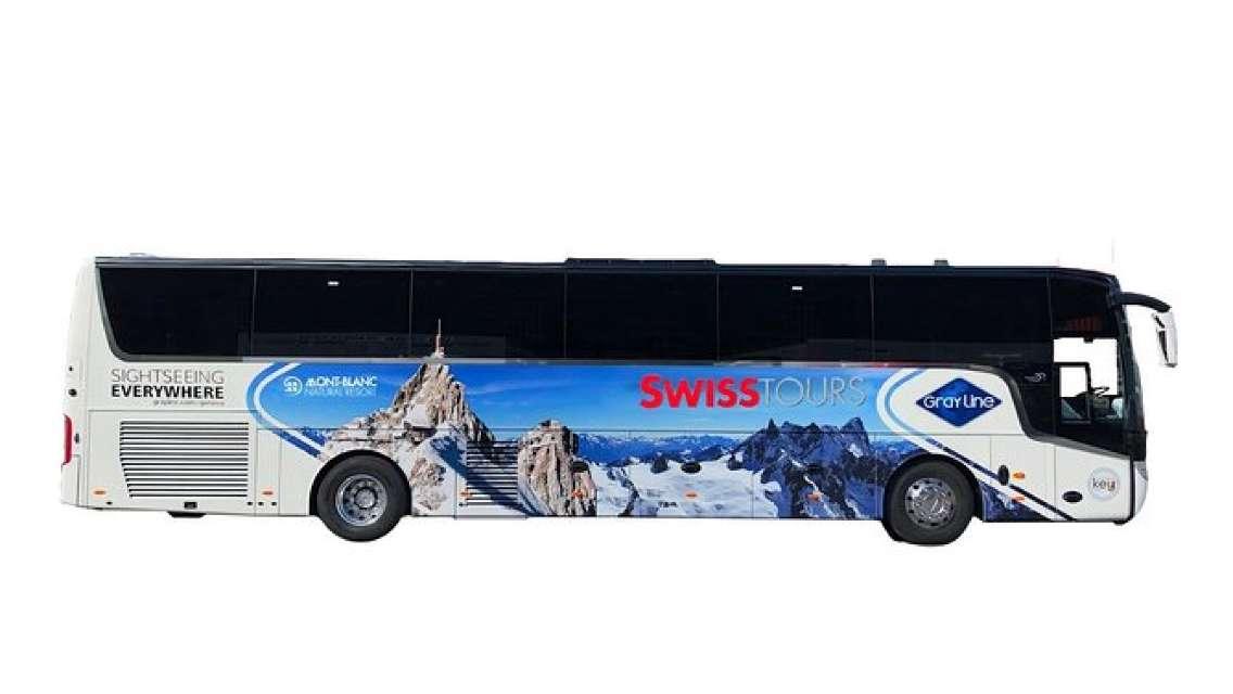Shared Arrival Transfer: Geneva Airport to Chamonix Hotels