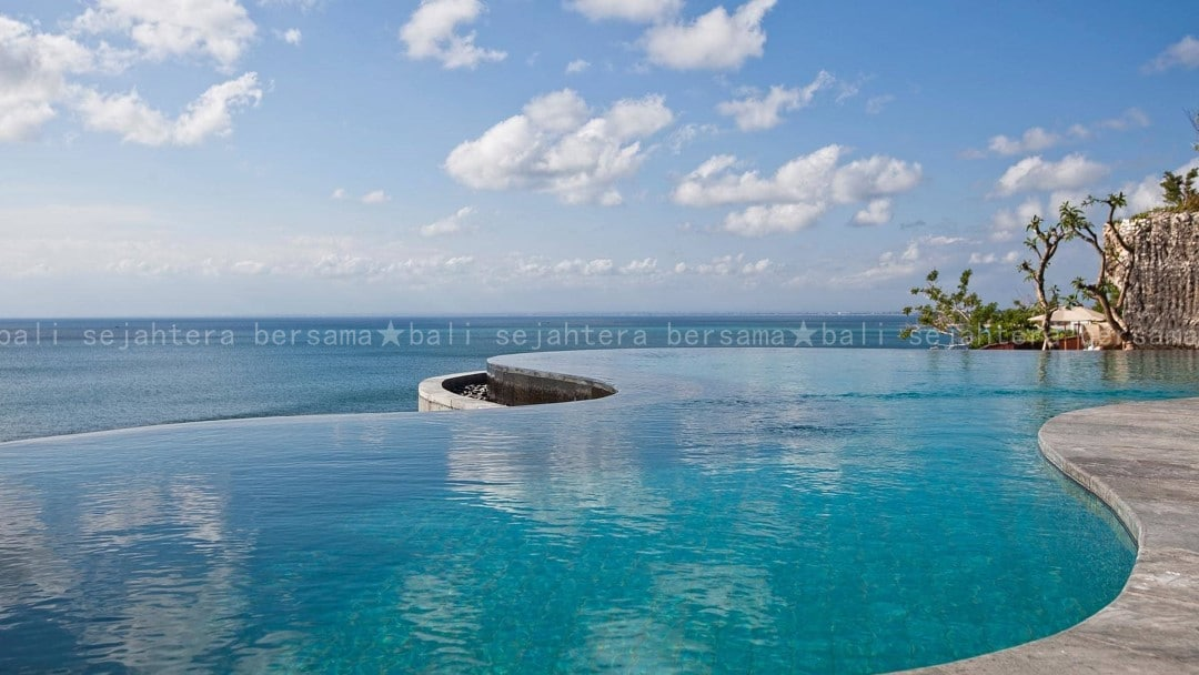 ANANTARA ULUWATU HIGH TEA DAY TOUR [Ocean Front Pool Uluwatu ATV Spa]