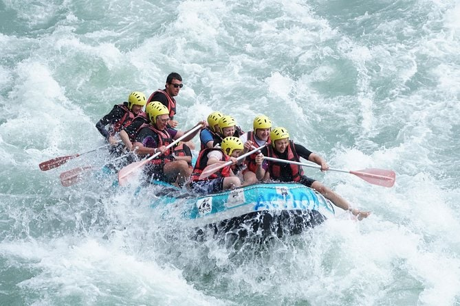 Canyoning and Rafting Tours from Alanya