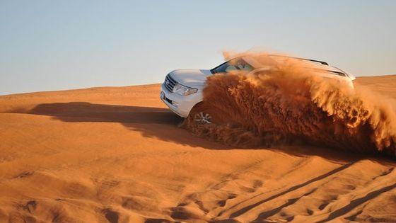 Ras Al Khaimah: Afternoon Desert Safari and BBQ Dinner