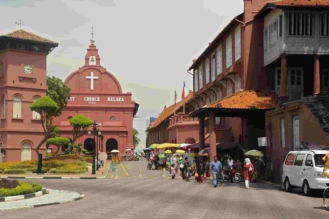 Full Day Tour Tantalising Malacca