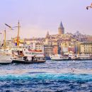 Istanbul Guided Tour from Alanya including Domestic Flights