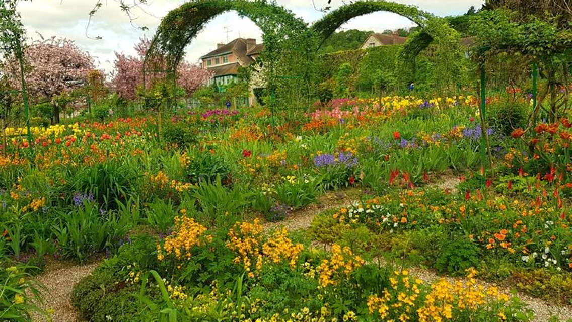 Private day tour to Giverny Gardens and Rouen from Paris