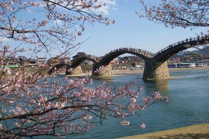 広島出身の地元ガイド付き、錦帯橋・厳島神社を訪れる一日プライベートツアー