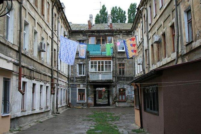 Private Odessa Criminal History Tour