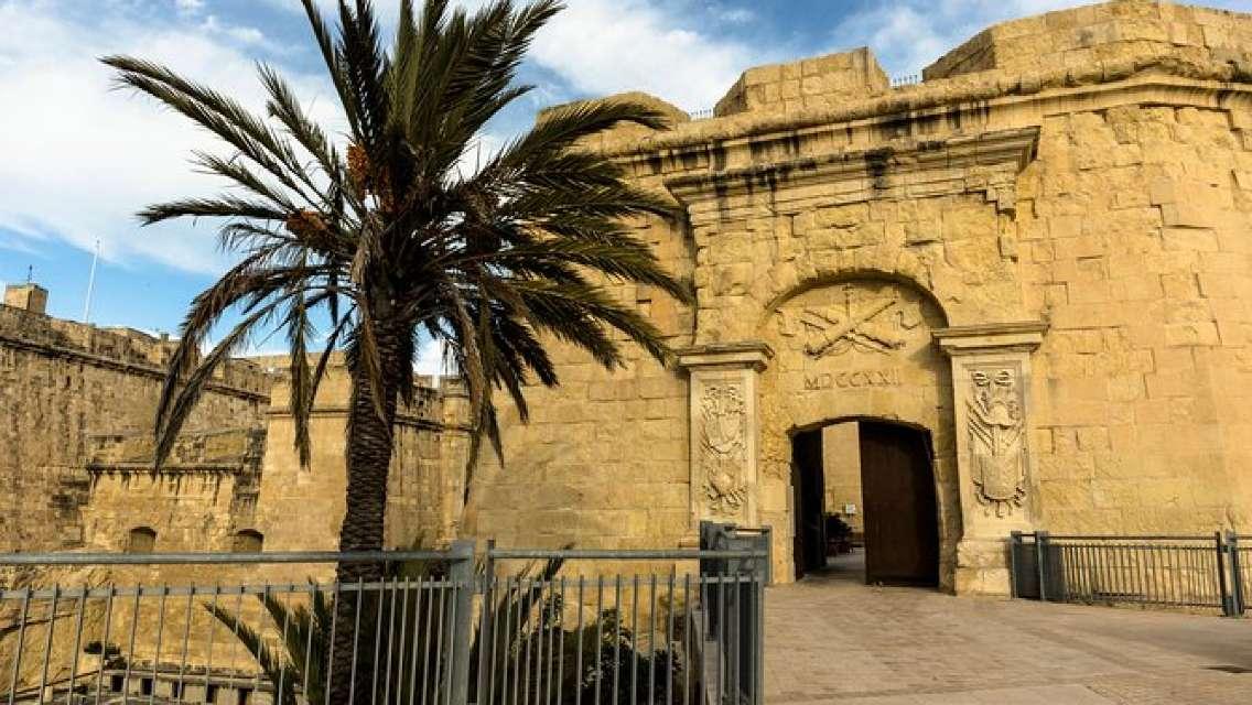 Private Tour Vittoriosa Shore Excursion