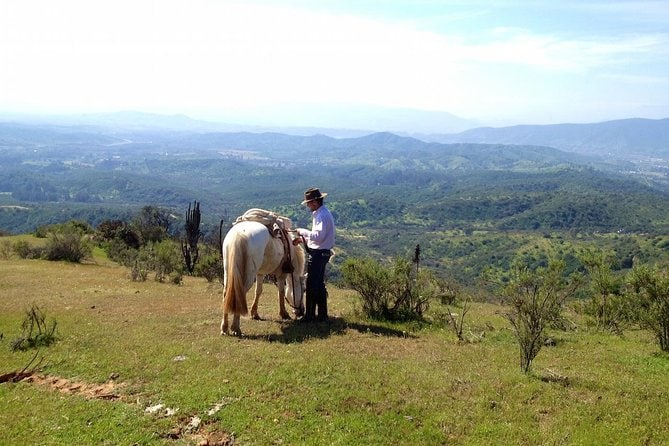 4-Day Horseback Riding Ranch Getaway from Valparaiso