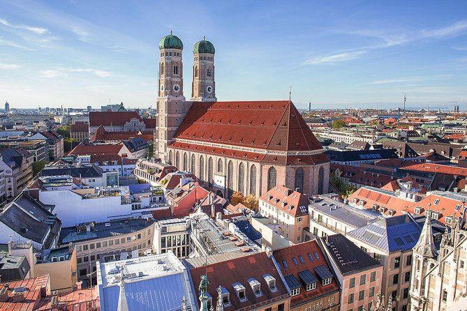 Private Tour from Salzburg to Munich on scenic route