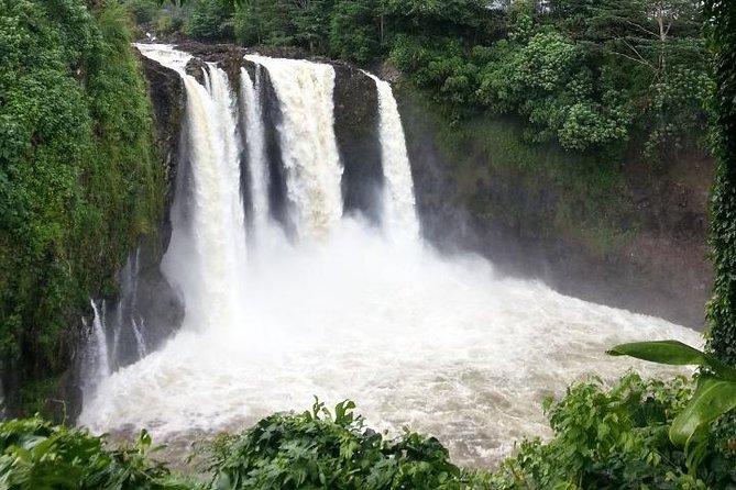 Big Island Tour : Hilo Tour with Waterfall