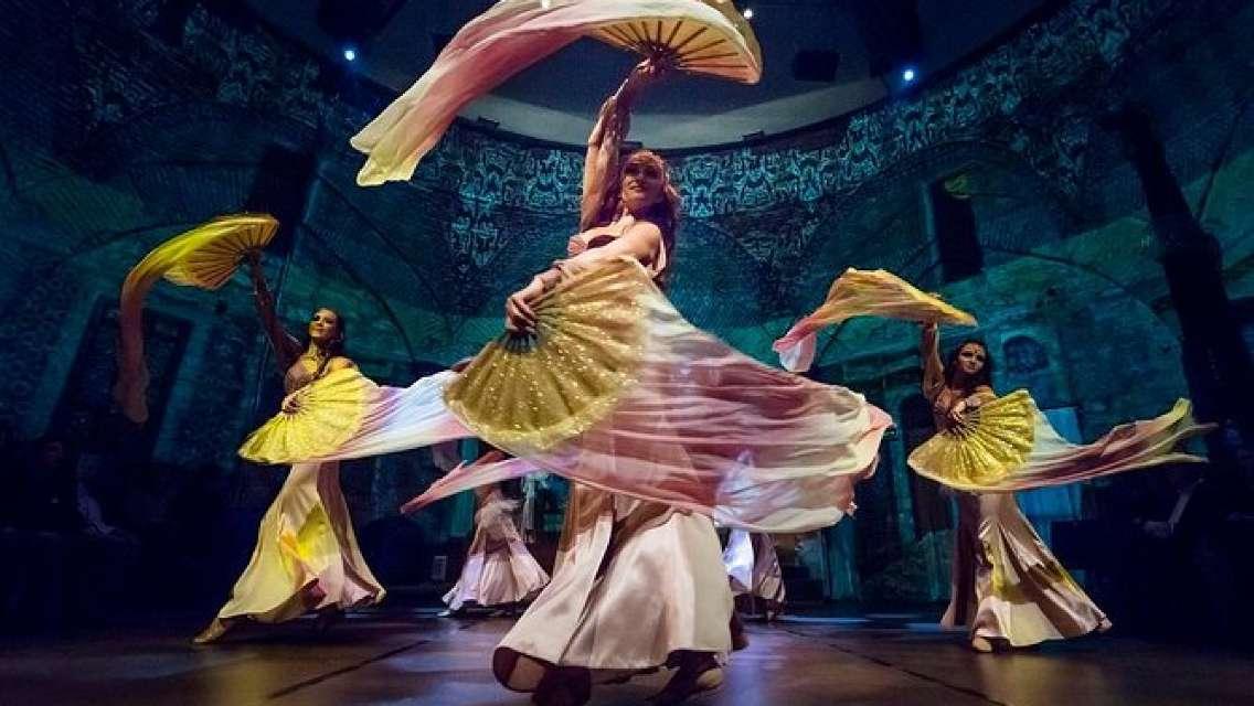 Rhythm of the Dance Show at Hodjapasha