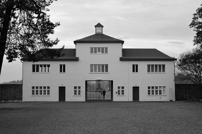 Private Sachsenhausen Concentration Camp Memorial Tour
