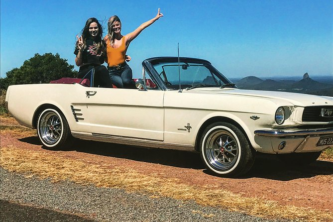 1966 Ford Mustang Convertible Tours
