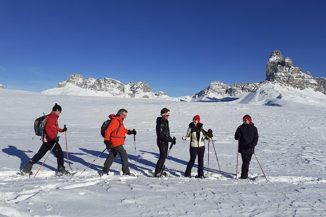 Dolomites Snowshoes Experience