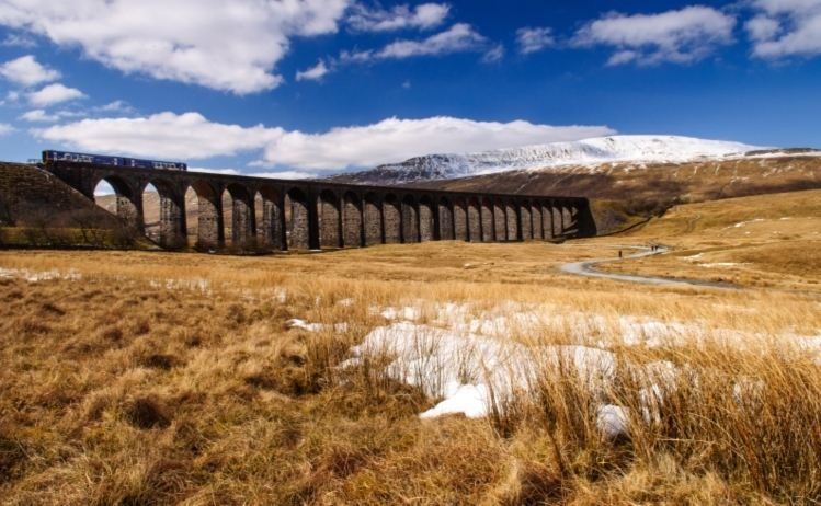 Plan to Visit 10 National Parks in England by Train