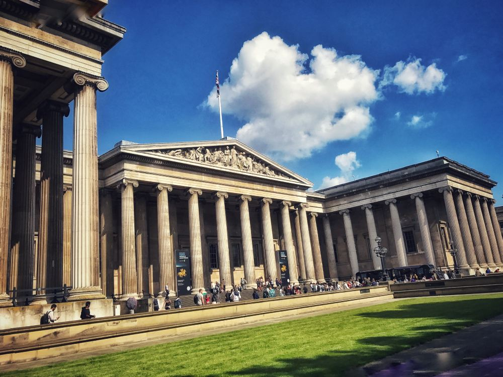 Top 10 Free Attractions in London - British Museum