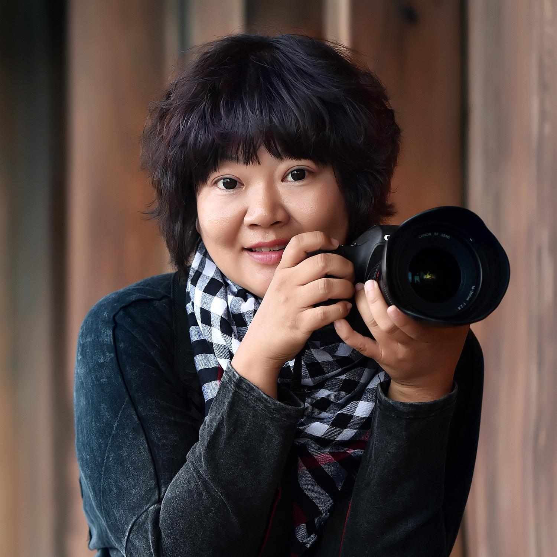 摄影师伊蓝