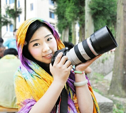 Photo Travel Columnist Feifei