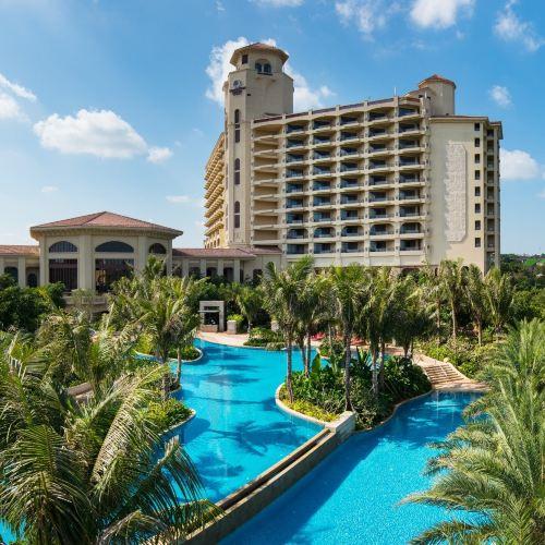 DoubleTree Resort by Hilton Hainan - Chengmai