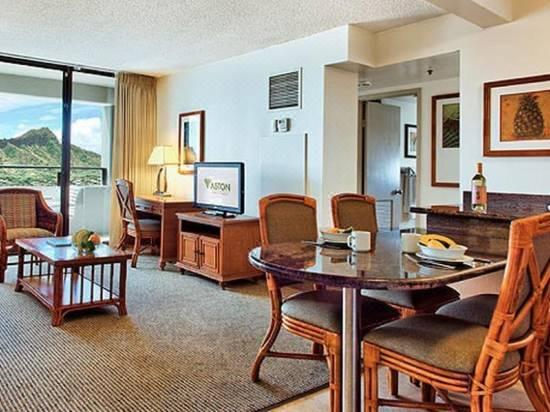 Aston Waikiki Sunset Room Reviews Photos Honolulu 2021 Deals Price Trip Com