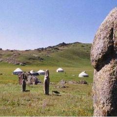 石刻突厥石人像用戶圖片