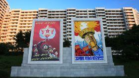 朝鮮展館展覽