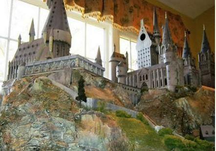 盧森堡城堡模型展覽館