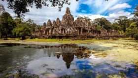 Historic Sites in Cambodia