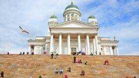 芬蘭展館展覽