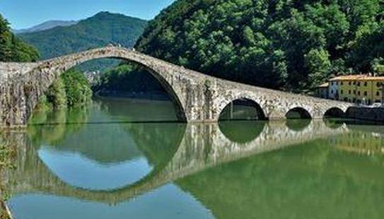 魔鬼橋是羅馬時代遺留至今的渡槽遺址,位於阿爾切街(Via A