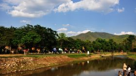 Architecture in Mae Hong Son